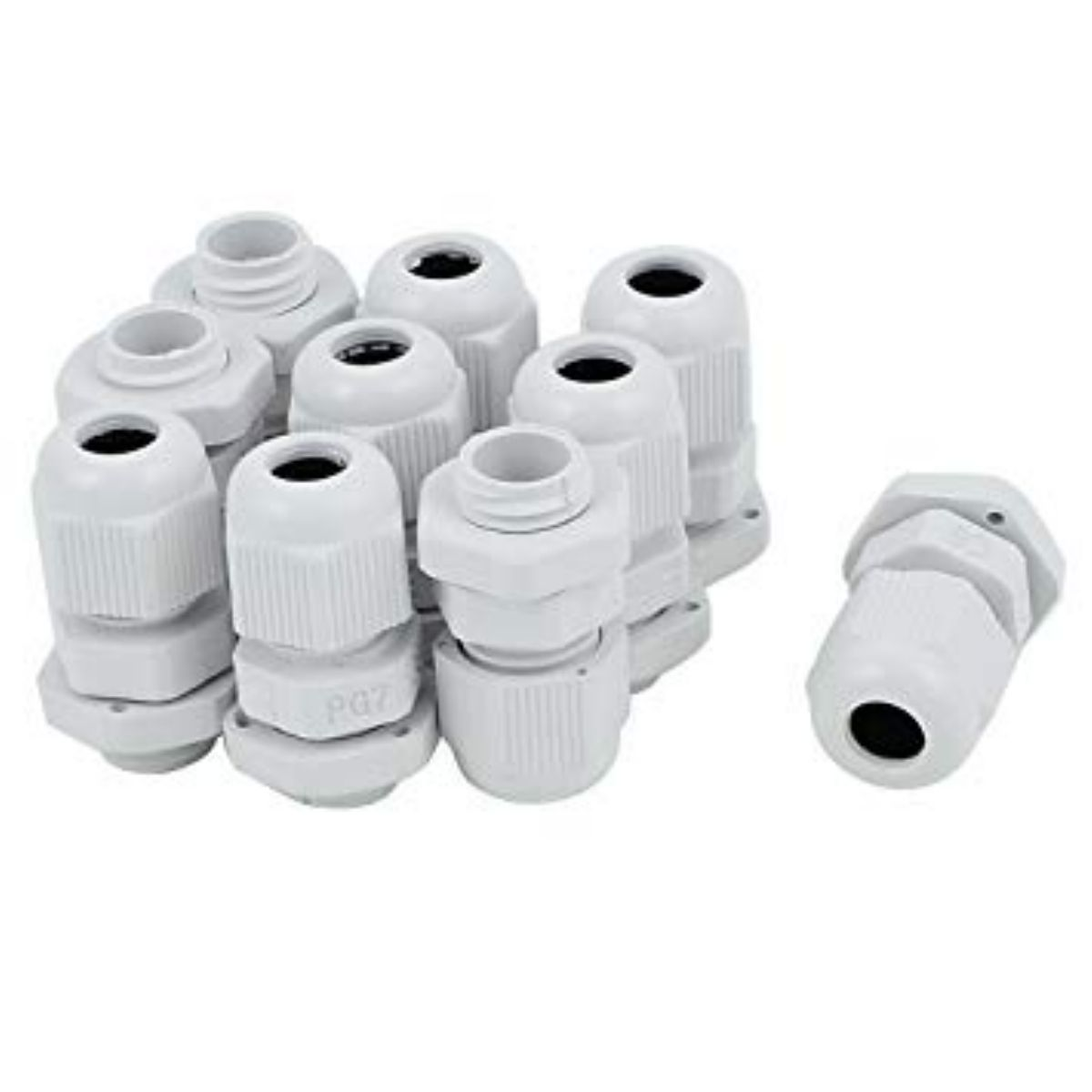 CABLE GLAND WHITE